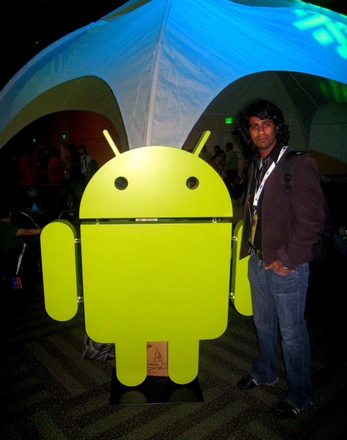 Android & Me